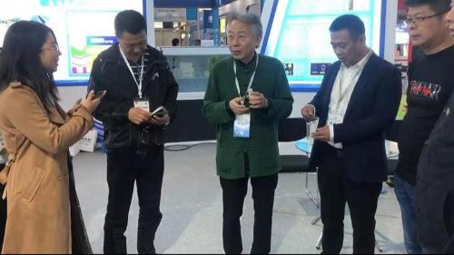 泓宝绿色水产股份公司参展第四届中国国际现代渔业暨渔业科技博览会